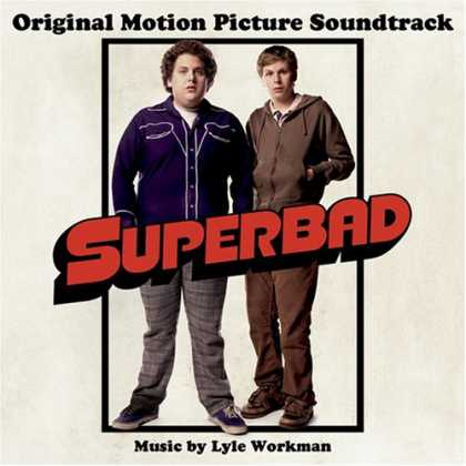 Bestselling Music (2007) - Superbad by Original Soundtrack