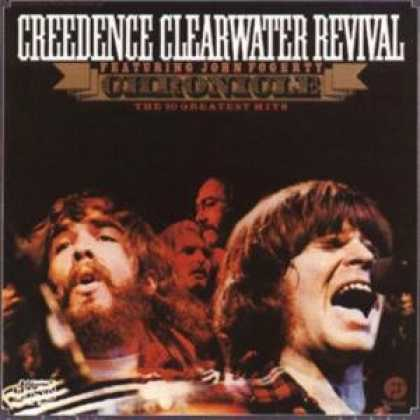 Bestselling Music (2007) - Chronicle, Vol. 1: The 20 Greatest Hits by Creedence Clearwater Revival
