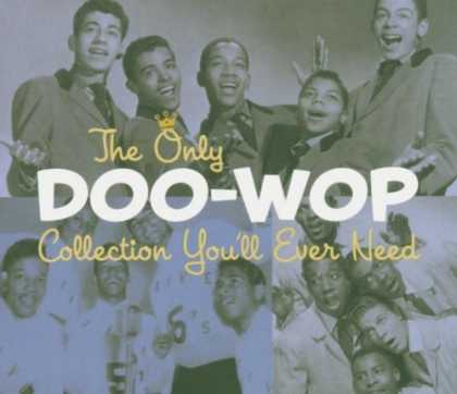 Bestselling Music (2007) - The Only Doo-Wop Collection You'll Ever Need by Various Artists