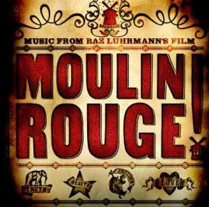 Bestselling Music (2007) - Moulin Rouge by Various Artists