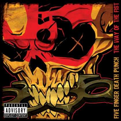 Bestselling Music (2007) - The Way of the Fist by Five Finger Death Punch