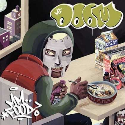 Bestselling Music (2007) - MM..Food? -special limited edition packaging by MF Doom