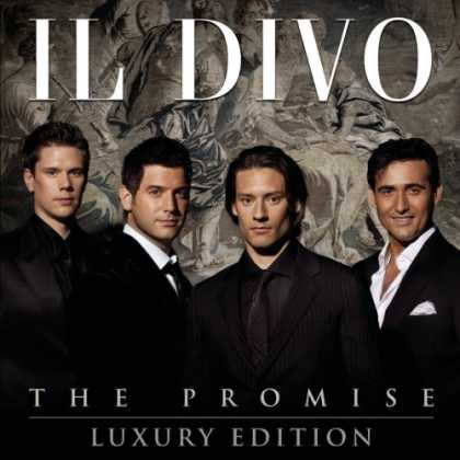 Bestselling music 2008 covers 100 149 - Il divo cast ...