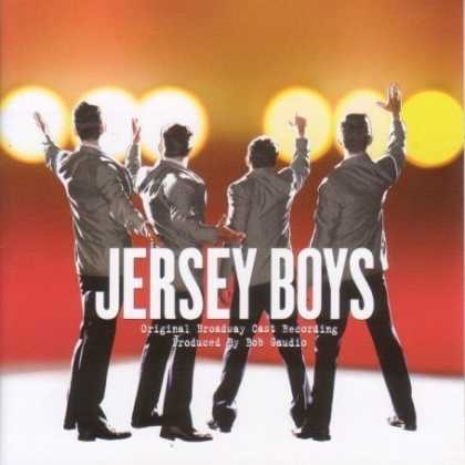Bestselling Music (2008) - Jersey Boys (2005 Original Broadway Cast Recording) by Ronald Melrose