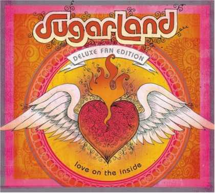 Bestselling Music (2008) - Love On The Inside [Deluxe Fan Edition] by Sugarland
