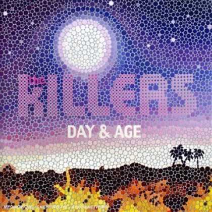Bestselling Music (2008) - Day & Age by The Killers