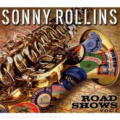 Bestselling Music (2008) - Road Shows: Vol. 1 by Sonny Rollins