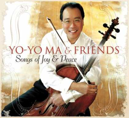 Bestselling Music (2008) - Songs of Joy & Peace by Yo-Yo Ma