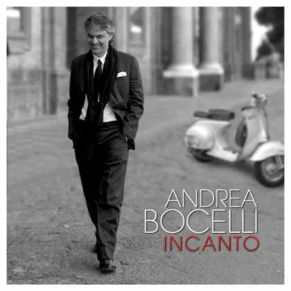 Bestselling Music (2008) - Incanto: The Deluxe Edition (Limited CD & DVD) by Andrea Bocelli