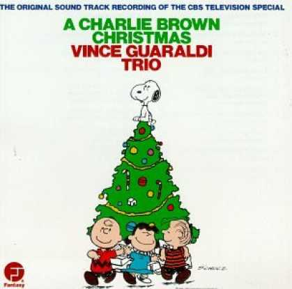 Bestselling Music (2008) - A Charlie Brown Christmas: The Original Sound Track Recording Of The CBS Televis