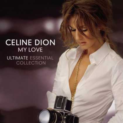 Bestselling Music (2008) - My Love-Ultimate Essential Collection by Celine Dion