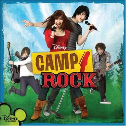 Bestselling Music (2008) - Camp Rock by Original Television Soundtrack