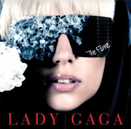 Bestselling Music (2008) - The Fame by Lady Gaga