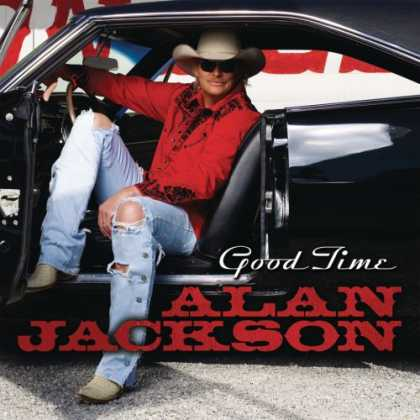 Bestselling Music (2008) - Good Time by Alan Jackson