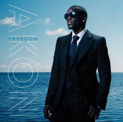 Bestselling Music (2008) - Freedom by Akon