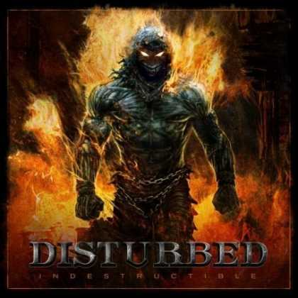 Bestselling Music (2008) - Indestructible by Disturbed