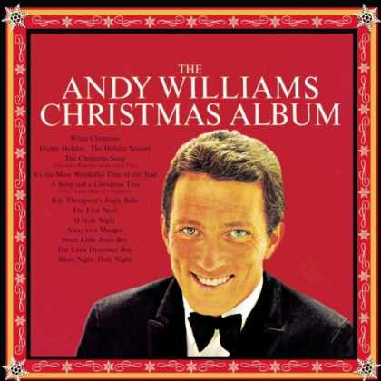 Bestselling Music (2008) - The Andy Williams Christmas Album by Andy Williams