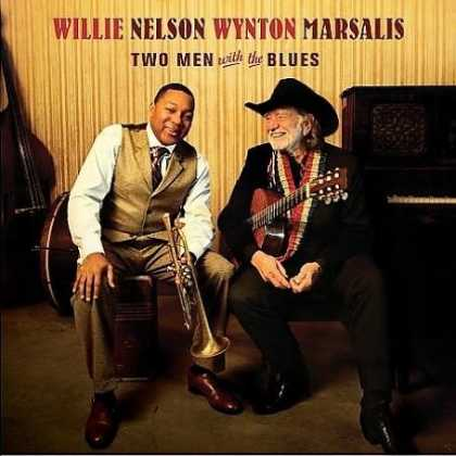 Bestselling Music (2008) - Two Men With The Blues by Willie Nelson/Wynton Marsalis