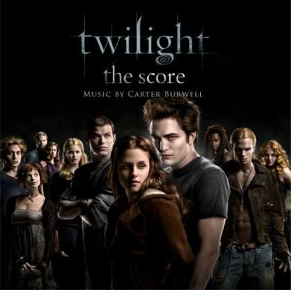 Bestselling Music (2008) - Twilight: The Score