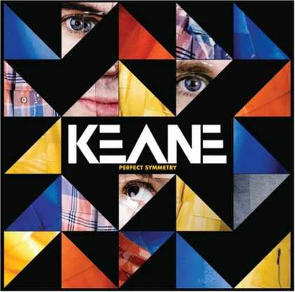 Bestselling Music (2008) - Perfect Symmetry by Keane