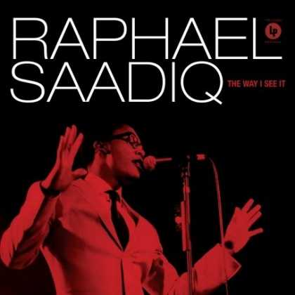 Bestselling Music (2008) - The Way I See It by Raphael Saadiq