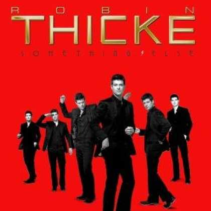 Bestselling Music (2008) - Something Else by Robin Thicke