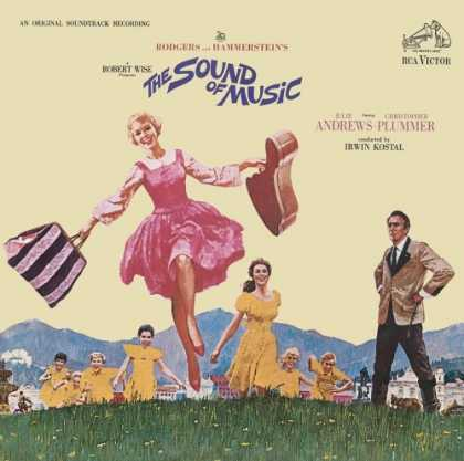 Bestselling Music (2008) - The Sound of Music (1965 Film Soundtrack - 40th Anniversary Special Edition) by