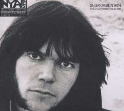 Bestselling Music (2008) - Sugar Mountain-Live At Canterbury House 1968 (CD/DVD-A) by Neil Young