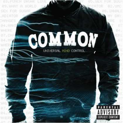 Bestselling Music (2008) - Universal Mind Control by Common