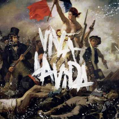 Bestselling Music (2008) - Viva La Vida by Coldplay