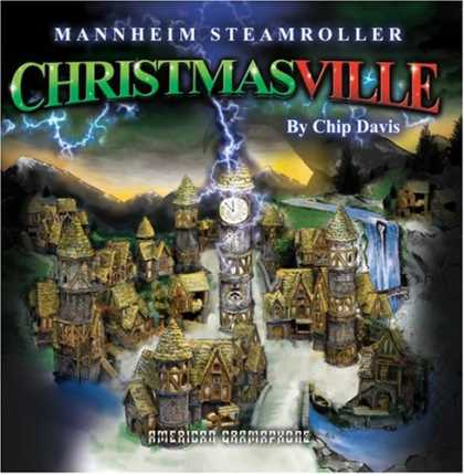 Bestselling Music (2008) - Christmasville by Mannheim Steamroller