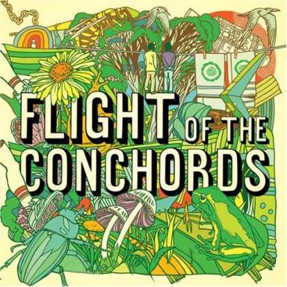 Bestselling Music (2008) - Flight of the Conchords by Flight of the Conchords