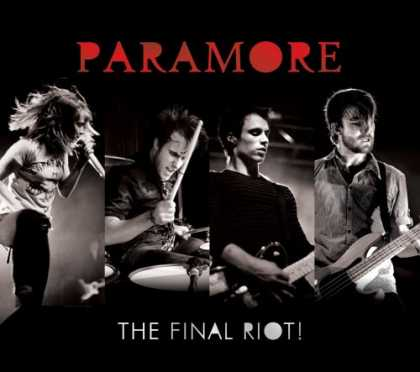 the final riot paramore. The Final Riot! by Paramore