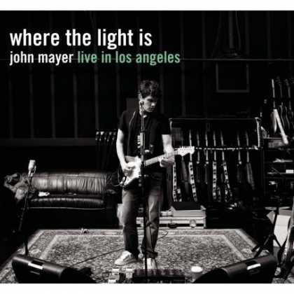 Bestselling Music (2008) - Where The Light Is:John Mayer Live In Los Angeles by John Mayer
