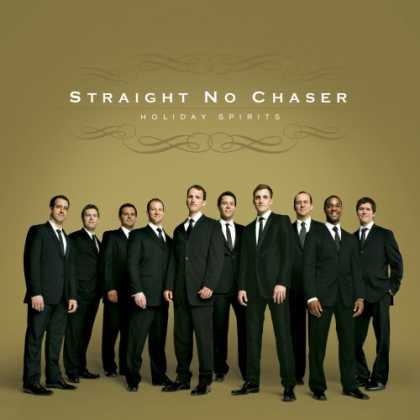 Bestselling Music (2008) - Holiday Spirits by Straight No Chaser