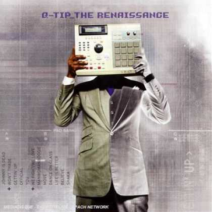Bestselling Music (2008) - The Renaissance by Q-Tip