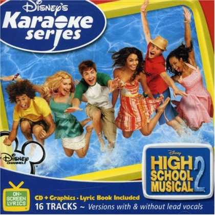 Bestselling Music (2008) - High School Musical 2 by Karaoke