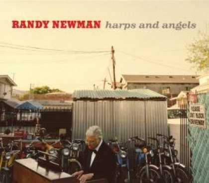 Bestselling Music (2008) - Harps & Angels by Randy Newman