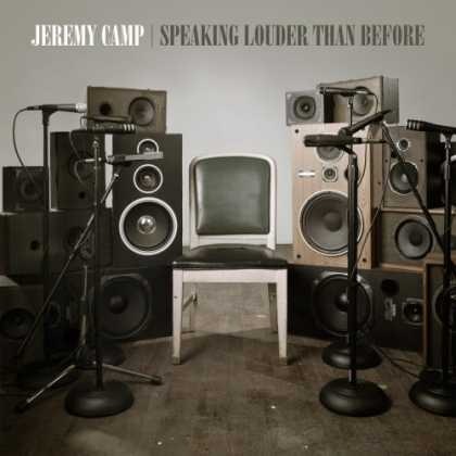 Bestselling Music (2008) - Speaking Louder Than Before by Jeremy Camp