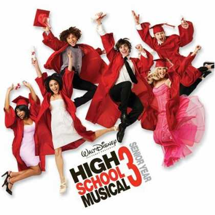 Bestselling Music (2008) - High School Musical 3: Senior Year by Soundtrack