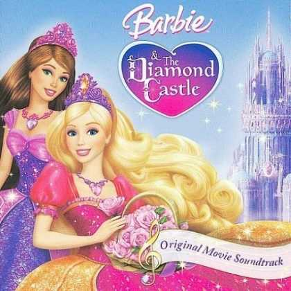 Bestselling Music (2008) - Barbie and the Diamond Castle by Barbie