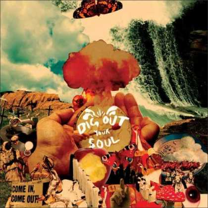Bestselling Music (2008) - Dig Out Your Soul by Oasis