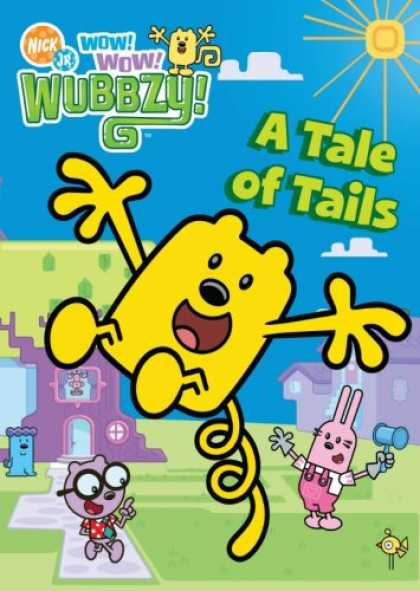 Bestselling Music (2008) - Wow! Wow! Wubbzy! A Tale of Tails