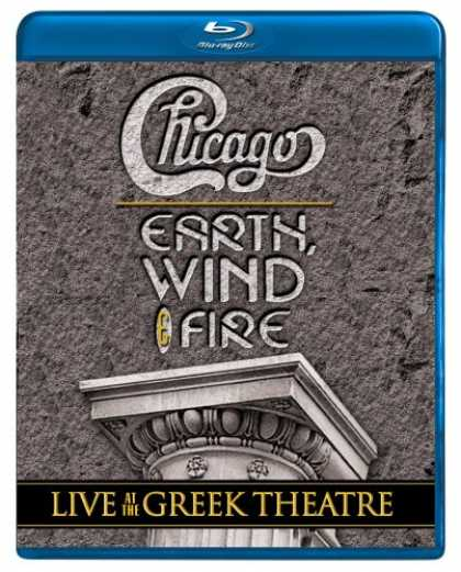 Bestselling Music (2008) - Chicago and Earth, Wind & Fire: Live at the Greek Theatre [Blu-ray]