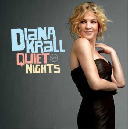 Bestselling Music (2008) - Quiet Nights by Diana Krall