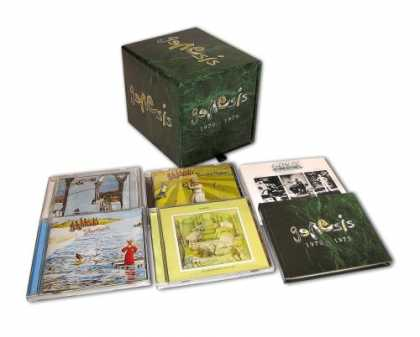 Bestselling Music (2008) - Genesis Box Set 3 (1970-1975)[13 Disc Set] by Genesis
