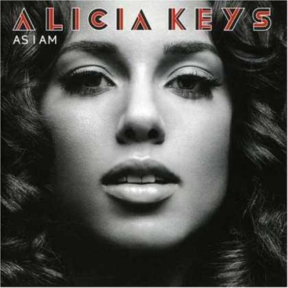Bestselling Music (2008) - As I Am by Alicia Keys