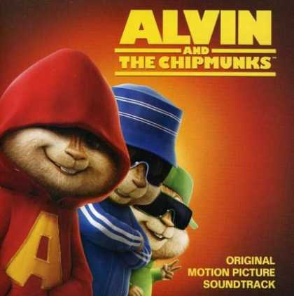 Bestselling Music (2008) - Alvin and the Chipmunks by Original Soundtrack