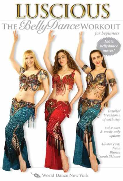 Bestselling Music (2008) - Luscious - The Bellydance Workout for Beginners