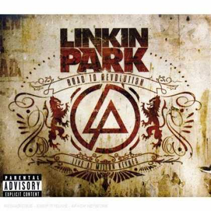 Bestselling Music (2008) - Road To Revolution Live At Milton Keynes (CD/DVD) by Linkin Park